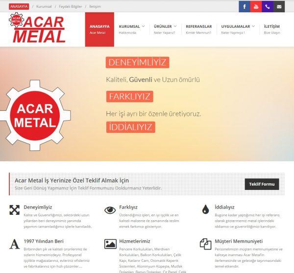 Acar Metal – Samsun
